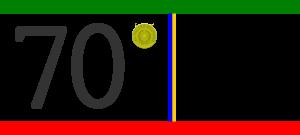 70 medaglia d'oro