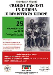 Crimini fascisti in Etiopia